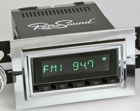 RetroSound 1974-86 Ford Mustang Hermosa Radio
