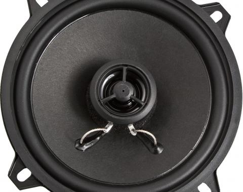 RetroSound 5.25-Inch Premium Ultra-thin Ford Mustang Front Door Replacement Speakers