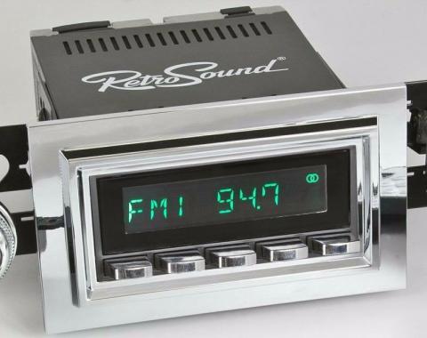 RetroSound 1967-68 Ford Mustang Long Beach Radio