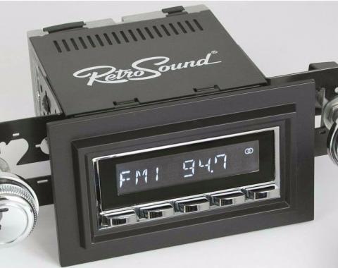 RetroSound 1977-85 Mercury Capri Laguna Radio