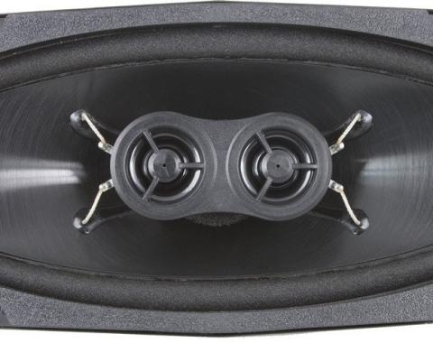 RetroSound Standard Series Dash Replacement Speaker for 1967-68 Ford Mustang