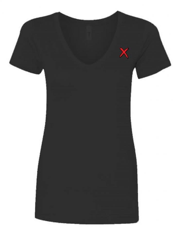 Holley Ladies LS Fest X Anniversary T-Shirt 10214-LGHOL
