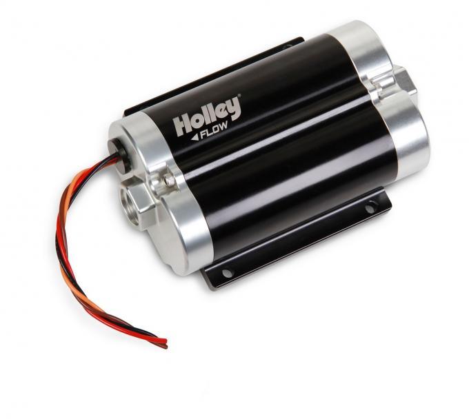Holley Dominator In-Line Billet Fuel Pump 12-1600