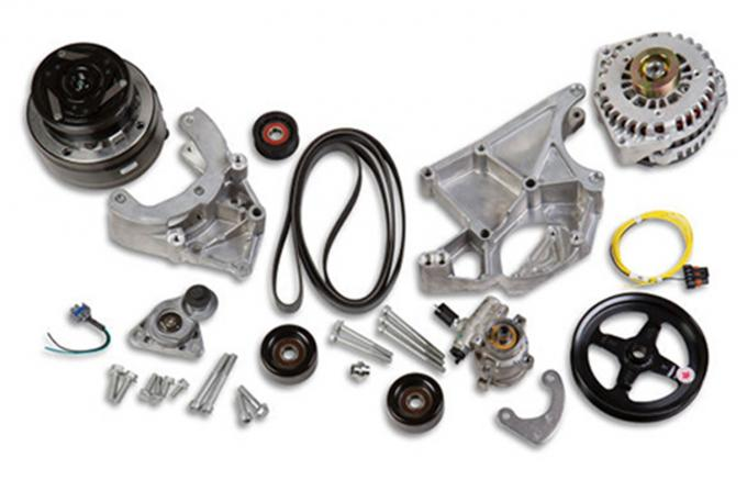 Holley Accessory Drive Kit 20-136