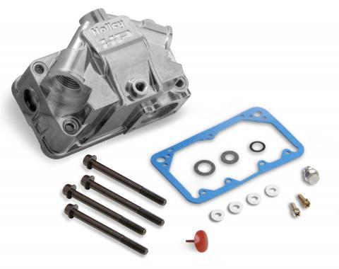 Holley Aluminum HP V Bowl Kit 134-78S