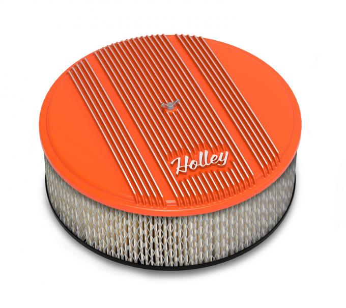Holley Vintage Series Air Cleaner Assembly 120-128
