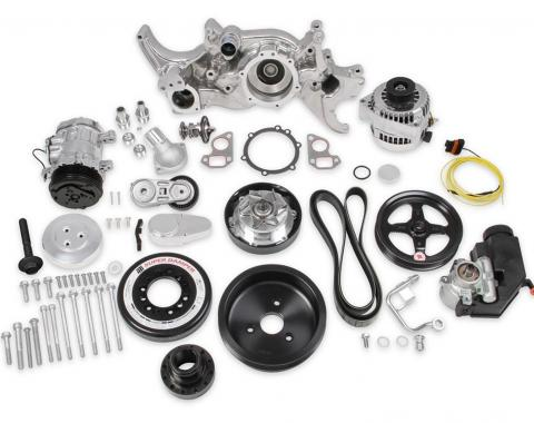 Holley Accessory Drive System Kit 20-190P