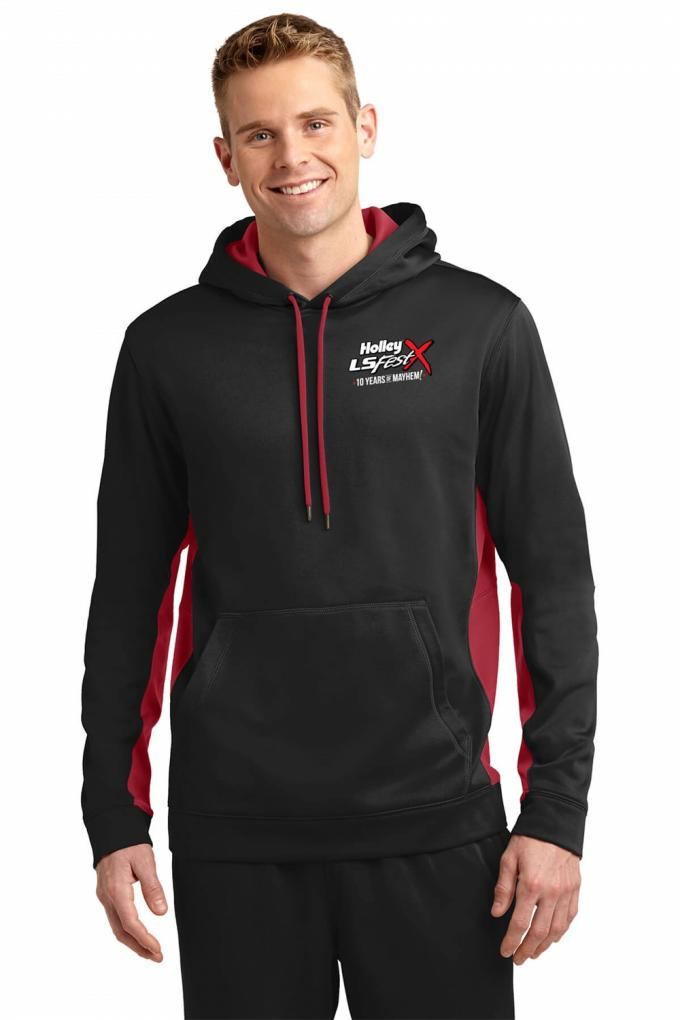 Holley LS Fest 10 Year Anniversary Event Hoodie 10223-3XHOL