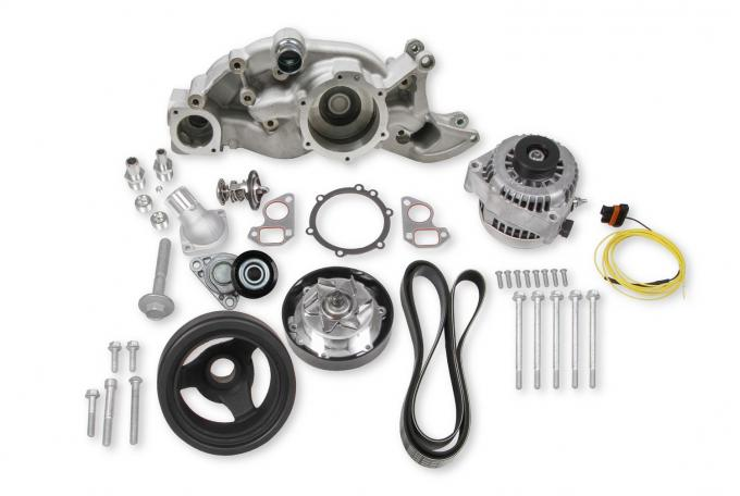 Holley Mid-Mount Complete Race Accessory System 20-187