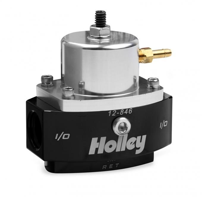 Holley HP EFI Billet Fuel Pressure Regulator 12-846