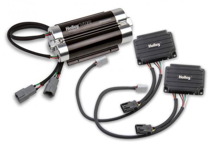 Holley VR Series Billet Fuel Pump 12-3000