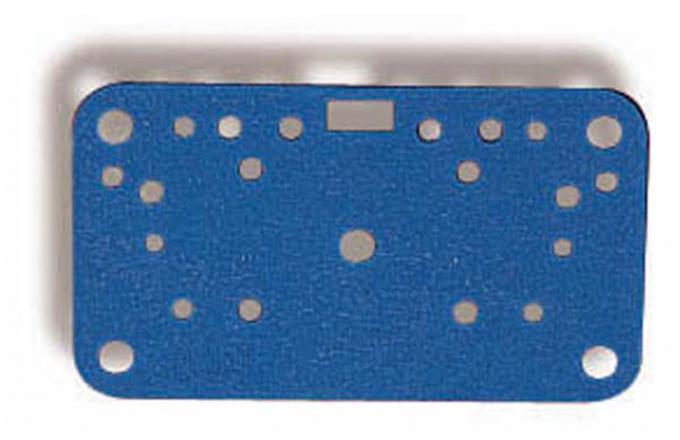 Holley Metering Block Gasket 108-90-2