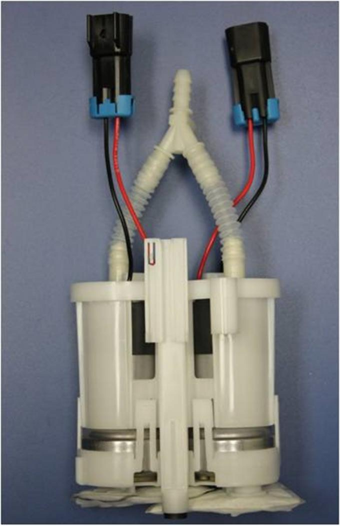 Holley Drop In Fuel Pump Module Assembly 12-961