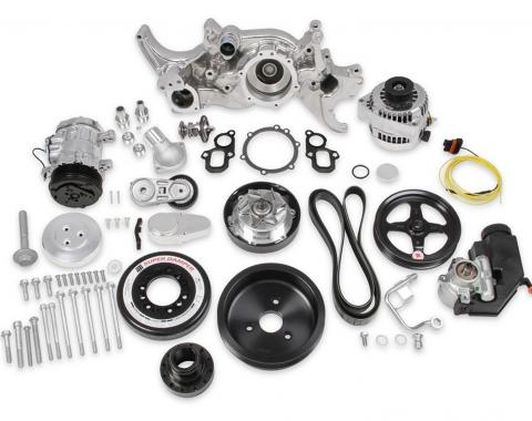 Holley Mid-Mount LT Accessory Drive System Kit 20-200P