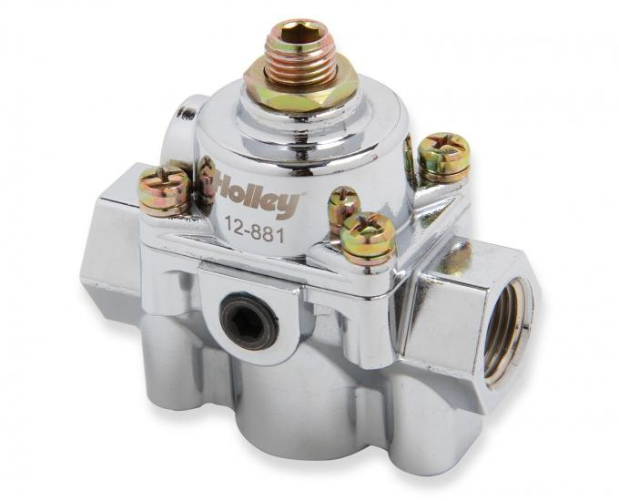 Holley Carbureted By-Pass Regulator 12-881