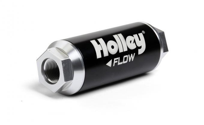 Holley Dominator Billet Fuel Filter 162-572