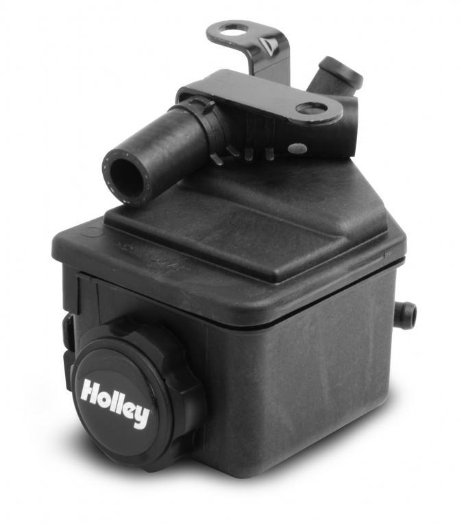 Holley Power Steering Reservoir Kit 198-200