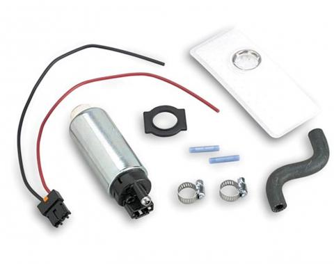 Holley 1985-1997 Ford Mustang Universal In-Tank Electric Fuel Pump 12-902