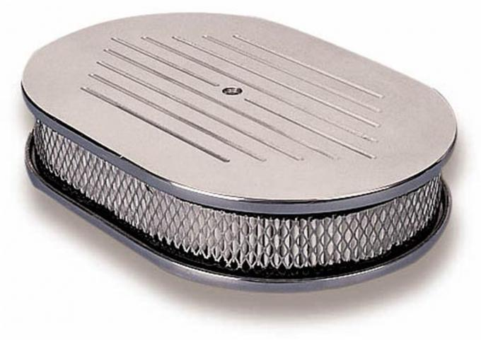 Holley Custom Oval Air Cleaner 120-141