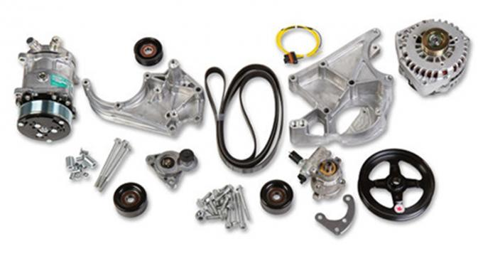 Holley Accessory Drive Kit 20-137