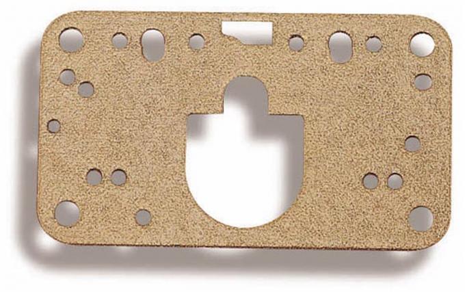 Holley Metering Block Gasket 108-35-2