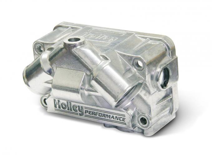 Holley Aluminum V Bowl Kit 134-73S