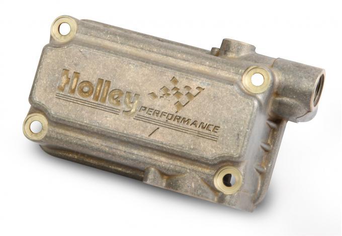 Holley Aluminum Fuel Bowl Kit 134-76C