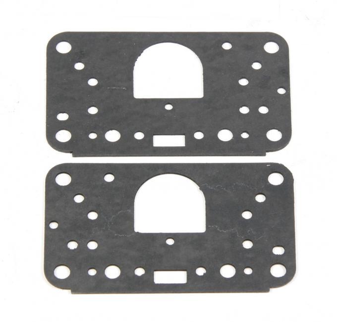 Holley Metering Block Gasket 108-28-2
