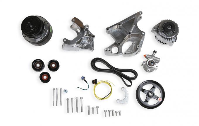 Holley Accessory Drive Kit 20-136P