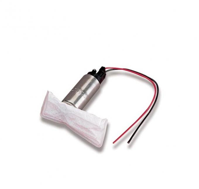 Holley 1985-1997 Ford Mustang Universal In-Tank Electric Fuel Pump 12-912