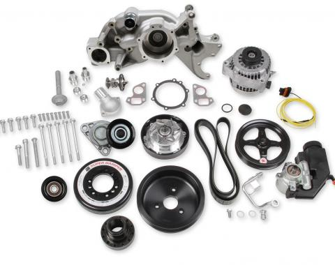 Holley Mid-Mount Accessory Drive System Kit 20-201
