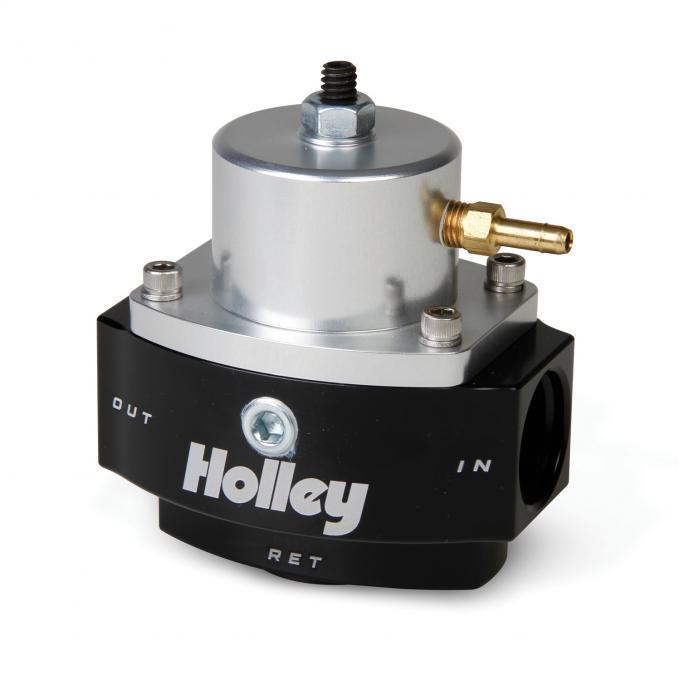 Holley Dominator EFI Billet Fuel Pressure Regulator 12-848