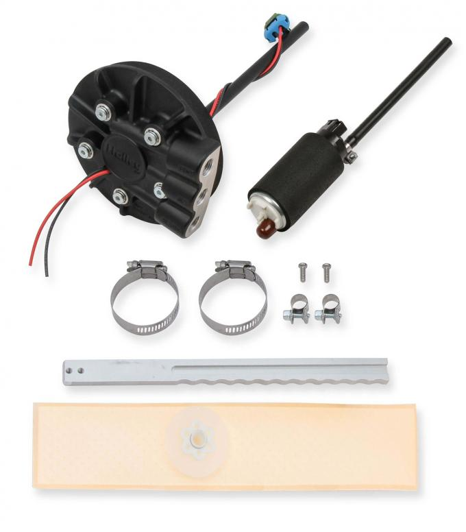 Holley Fuel Pump Hanger Assembly 12-158