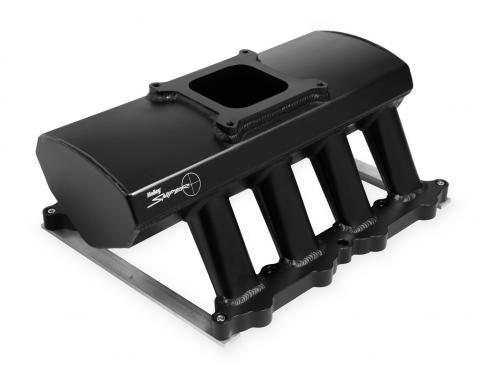 Holley 2011-2014 Ford Mustang Sniper Hi-Ram Fabricated Intake Manifold 829012