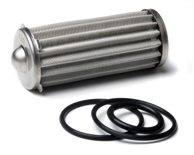 Holley Dominator Billet Fuel Filter Element 162-569