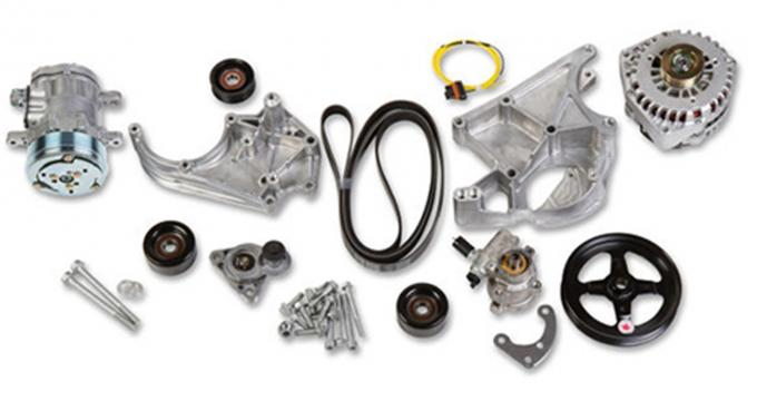 Holley Accessory Drive Kit 20-138