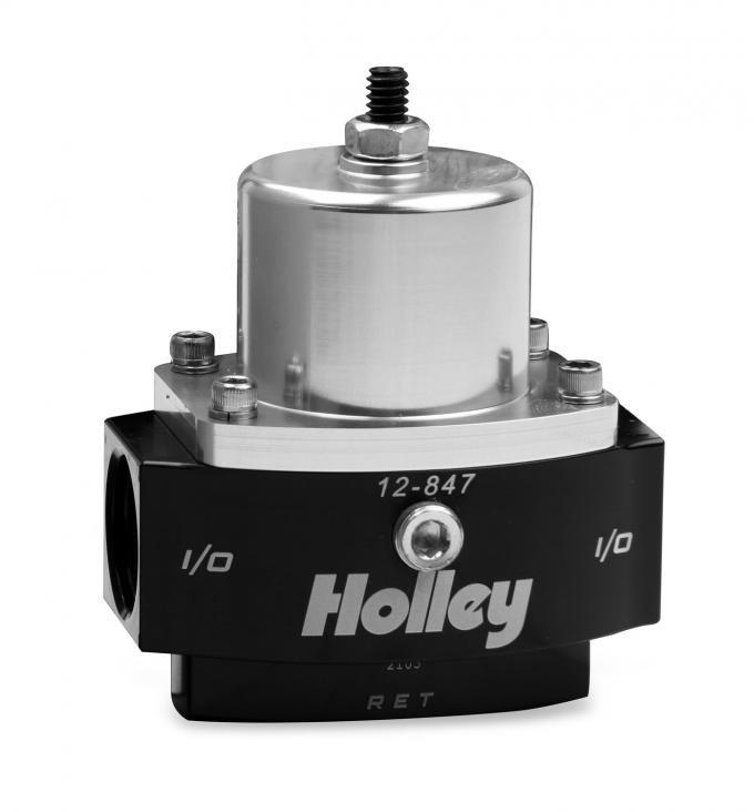 Holley Dominator Billet Fuel Pressure Regulator 12-847