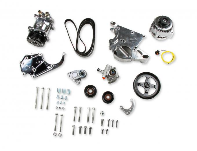 Holley Accessory Drive Kit 20-137P
