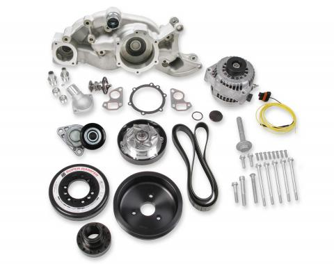 Holley Mid-Mount Accessory Drive System Kit 20-202