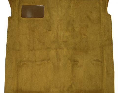 ACC  Mercury Cougar 4DR Cutpile Carpet, 1977-1979
