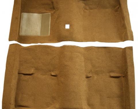 ACC  Mercury Cougar Coupe Nylon Carpet, 1969-1970