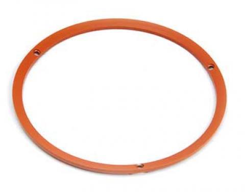 OER 1967-68 Mustang Headlamp Door Bezel Trim Ring RH/LH - Unpainted (Each) 13064CR