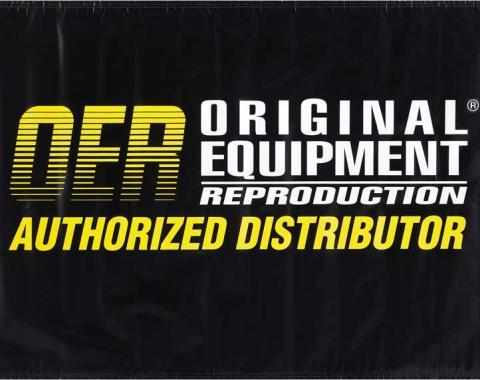 OER Distributor Banner 3' X 4' OER17