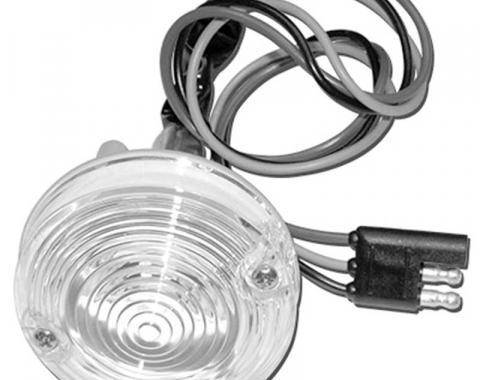 OER 1967-68 Mustang Park Lamp Assembly RH or LH 13200AR
