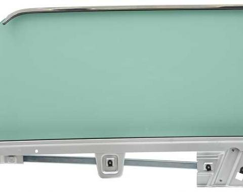 OER 1967-68 Mustang Door Glass Assembly Coupe Tinted LH 21410DLTK