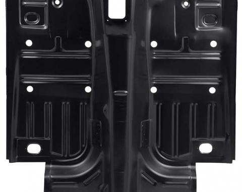 OER 1964-68 Mustang/Cougar Coupe & Fastback Complete Floor Pan M105HT