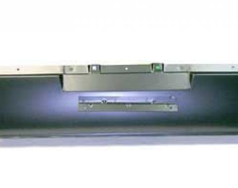 OER 1965-66 Mustang Rear Lower Valance Panel LGT with dual exhaust (w/o back-up lamp) 40544JR