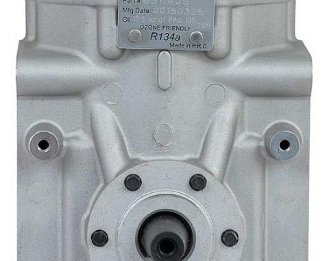 OER 1958-70 Ford / Mercury, York 209-210 A/C Compressor w/o Clutch, Rotolock Fittings, R134a, New 19703D