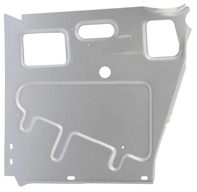 OER 1964-66 Mustang Outer Cowl Side Kick Panel - LH M133L