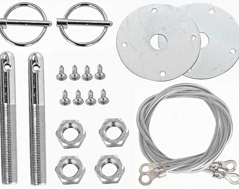 OER Flip Over Hood Pin Set T4095